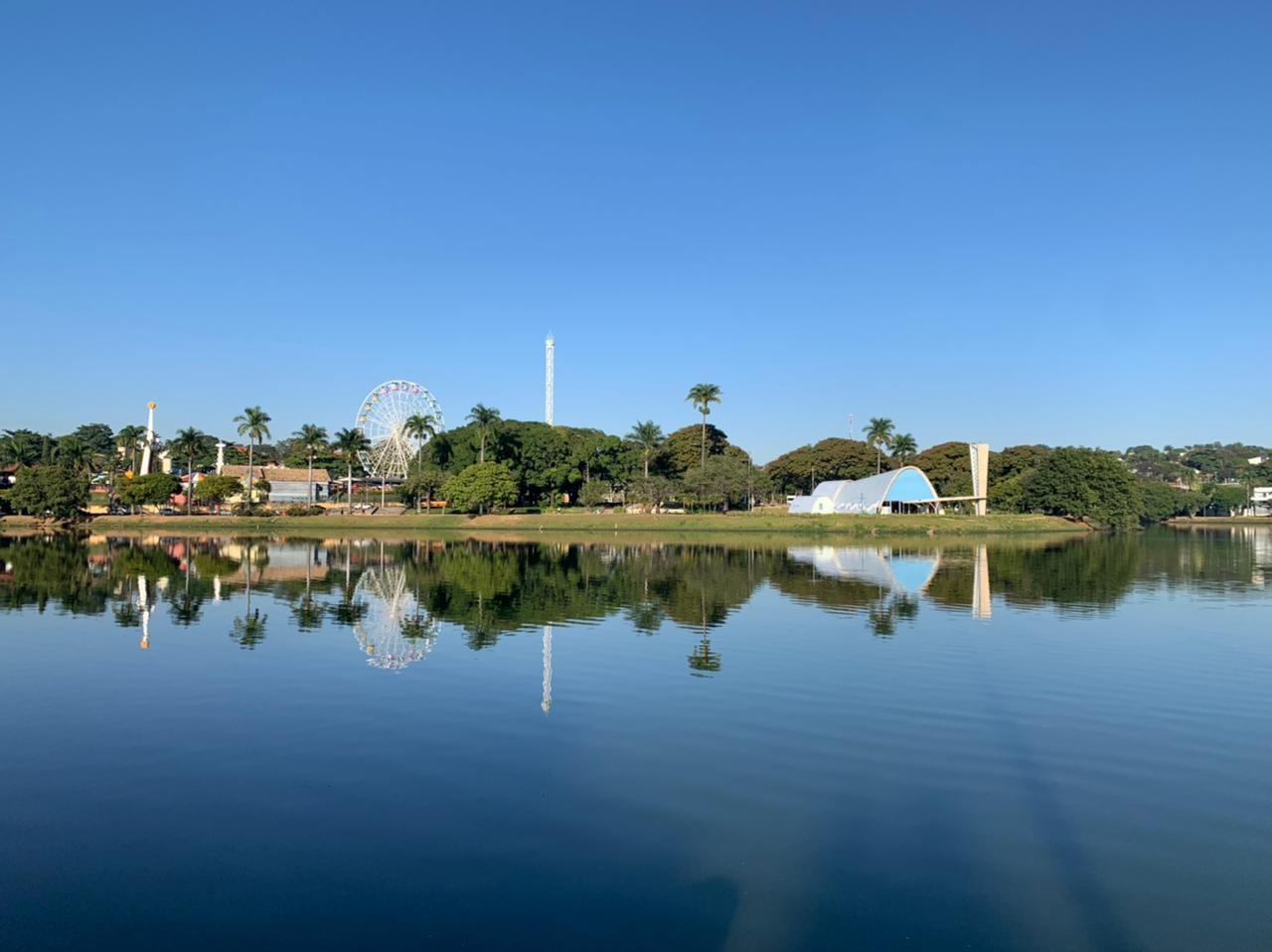 Prefeitura de BH tem 30 dias para apresentar plano de ação com obras na Lagoa da Pampulha