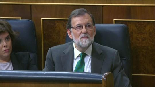 Premiê espanhol Mariano Rajoy deve perder o cargo