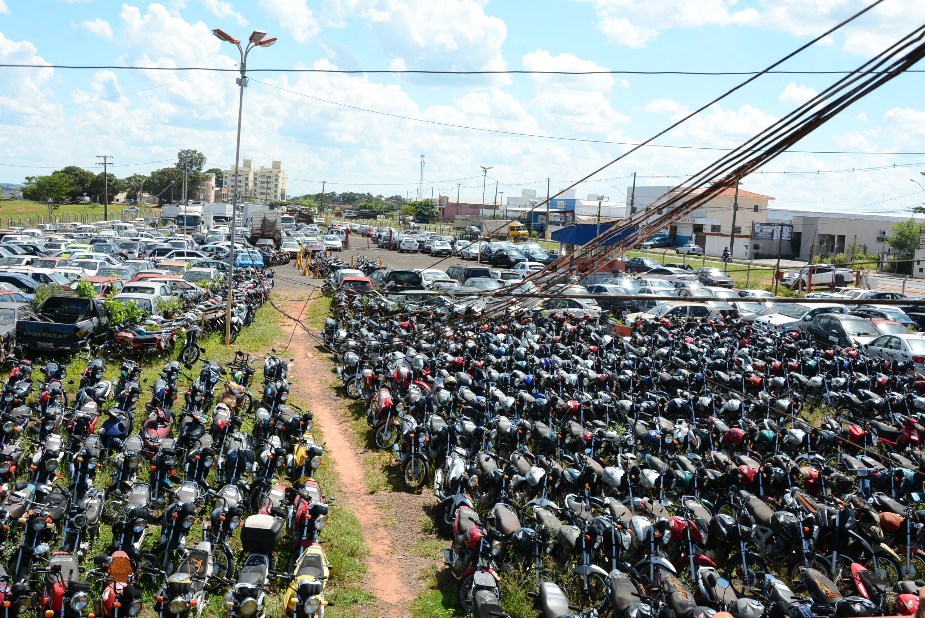 Prefeitura de Presidente Prudente anuncia terceirização do Pátio Municipal de apreensão de veículos - Noticias