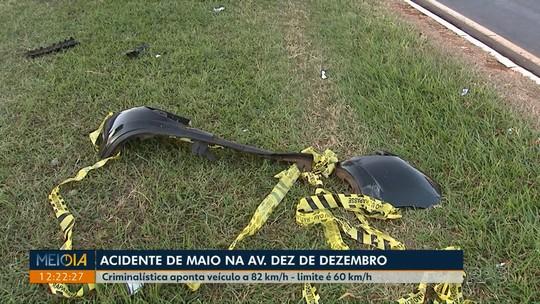 Laudo aponta que vítimas foram arremessadas a até 75 metros após moto ser atingida por carro na BR-369, em Cambé