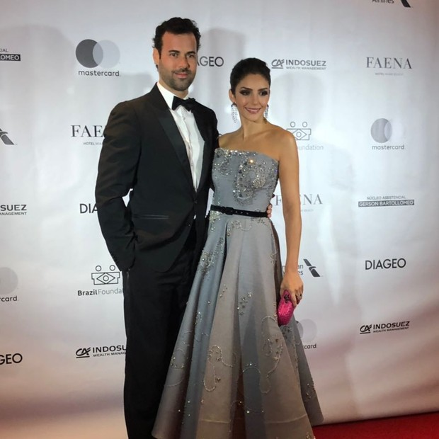 Carol Celico e Eduardo Scarpa (Foto: Divulgação)