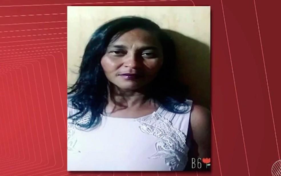 Mulher estava desaparecida desde a última terça-feira, 5 de setembro (Foto: Reprodução/TV São Francisco)
