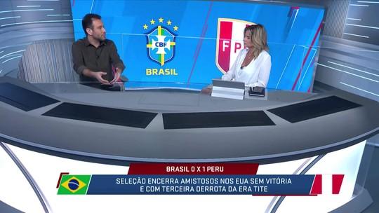 """André Loffredo comenta sobre poucas chances aos """"novatos"""" na Seleção Brasileira"""