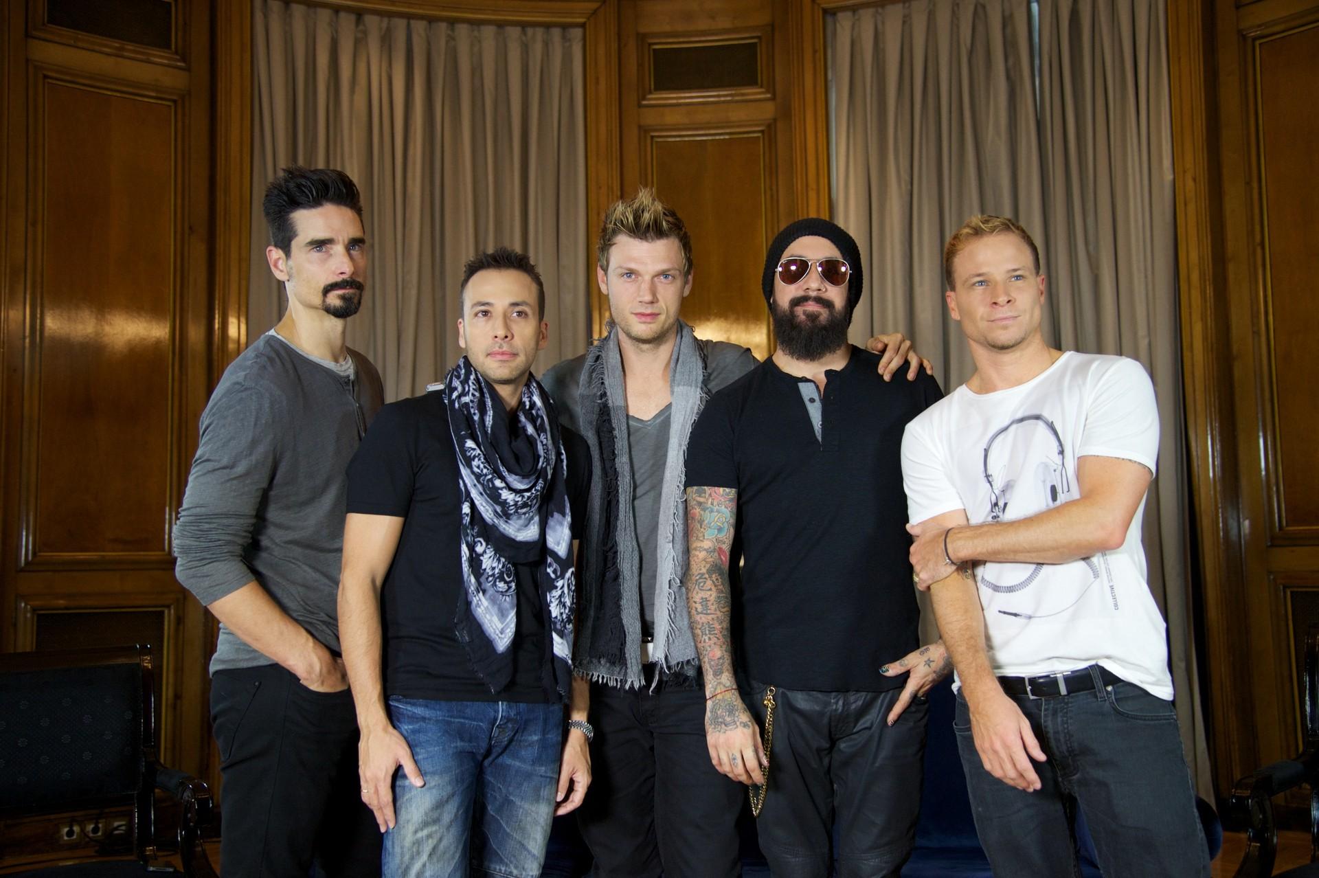 Backstreet Boys (Foto: Getty Images)