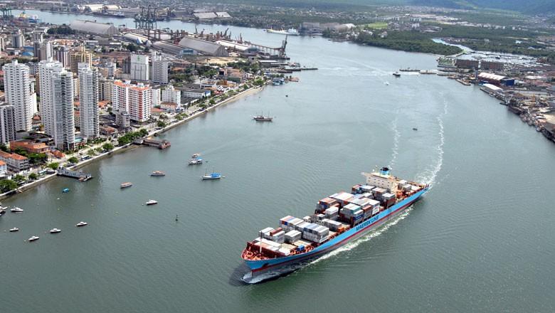 baia-santos-porto (Foto: Editora Globo)