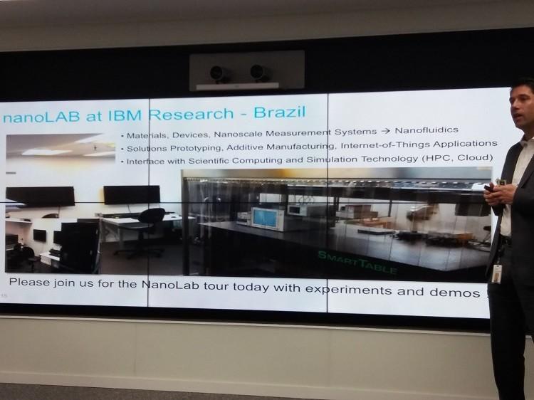 IBM inaugura neste ano NanoLab em seu Centro de Pesquisas do Rio
