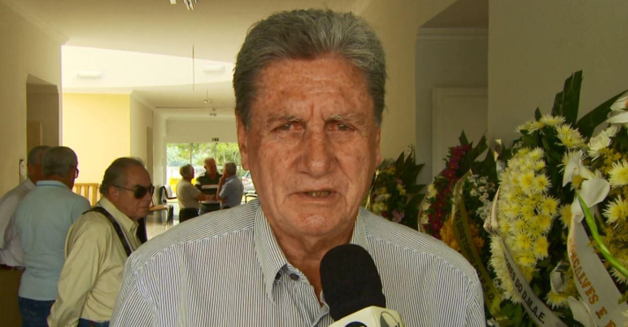 Sebastião Navarro, ex-prefeito de Poços de Caldas, morre aos 79 anos