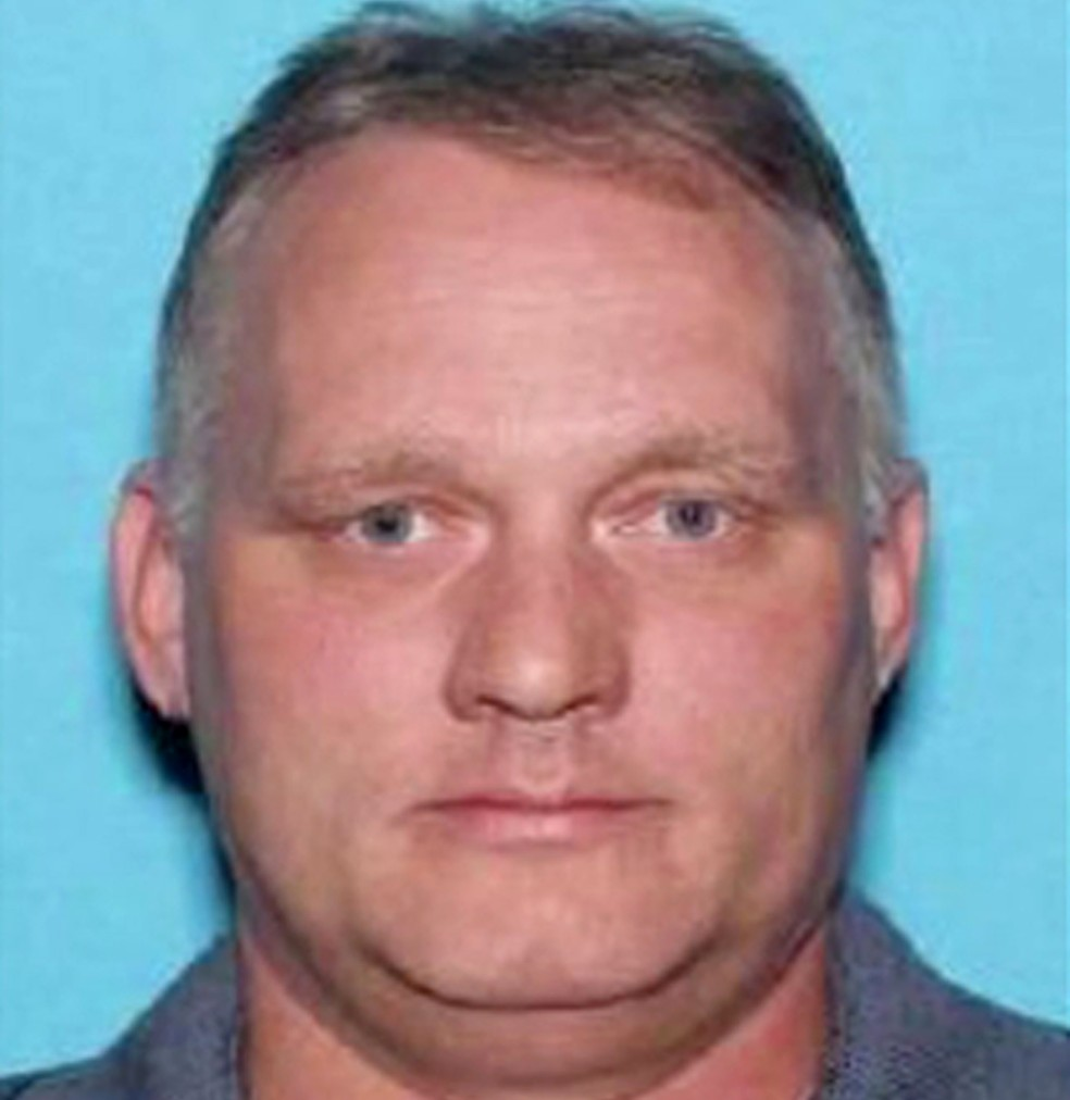 Robert Bowers é o acusado do ataque à sinagoga em Pittsburgh — Foto: Pennsylvania Department of Transportation via AP