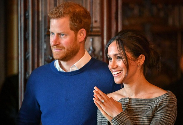 Príncipe Harry e Megan Markle (Foto: Getty Images)