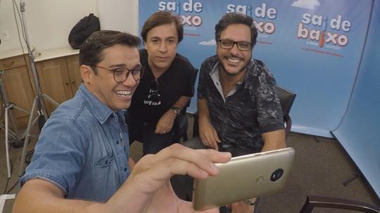 Reveja o Revista de Sábado em 'Guareí'