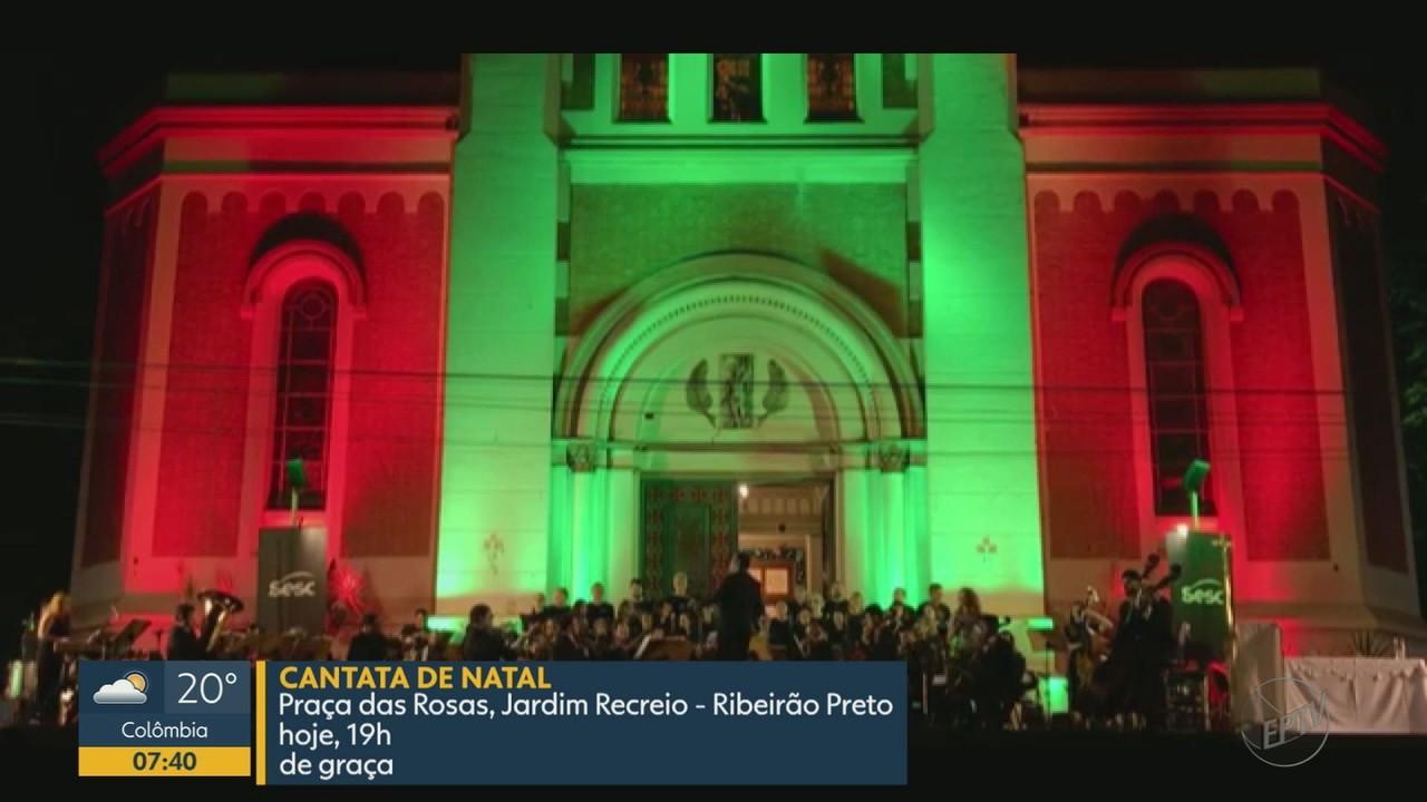 Veja a programação cultural para o fim de semana em Ribeirão Preto
