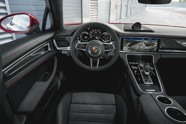 Panamera GTS interior (Foto: Divulgação)