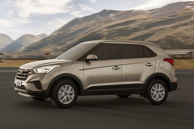 Hyundai Creta 2020 Smart (Foto: Divulgação)