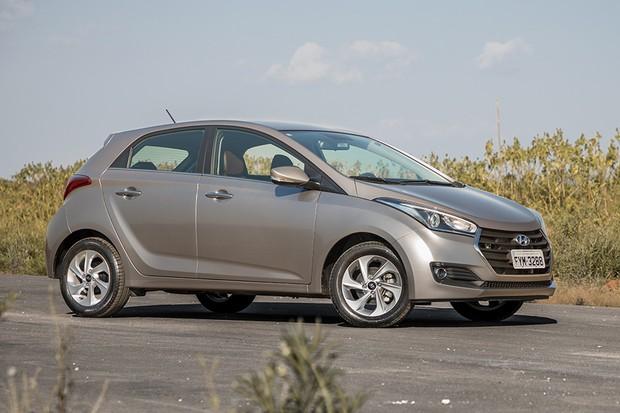 Hyundai HB20 1.6 Premium (Foto: Marcos Camargo/Autoesporte)