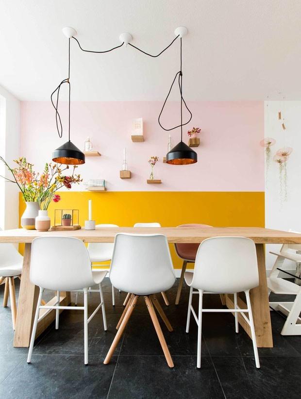 salas de jantar decoradas (Foto: divulgação)