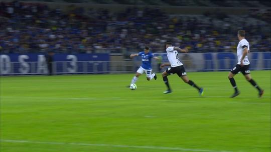 Cruzeiro x Corinthians - Amistosos 2018 - globoesporte.com