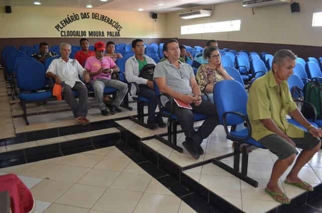 Audiência aborda necessidades de moradores da Resex Rio Ouro Preto em RO