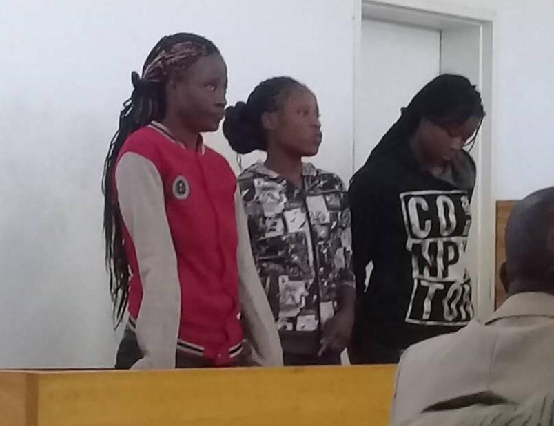Mulheres presas sob acusação de estupro de pastor do Zimbábue