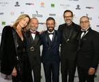 Daniela Mignani, Eduardo Vaisman, Calvito Leal, Alberto Renault e Alex Mehedff  | Luiz C. Ribeiro