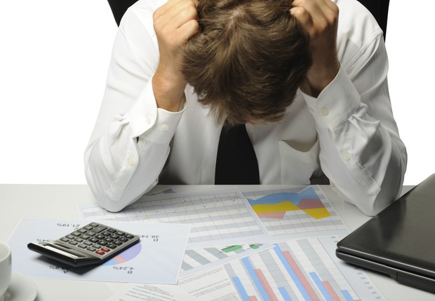 Inadimplência de empresas ; falência ;  (Foto: Dreamstime)