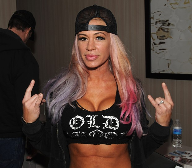 Ashley Massaro (Foto: Getty Images)