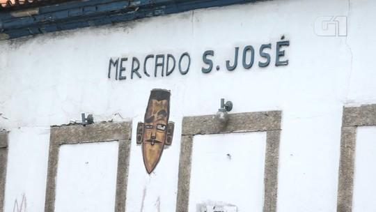 Mercado São José, em Laranjeiras, pode fechar as portas semana que vem, dizem comerciantes