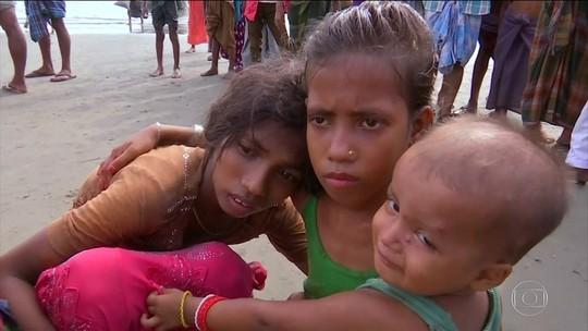 Primeiro mês de violência em Mianmar deixou 6,7 mil rohingyas mortos, diz ONG