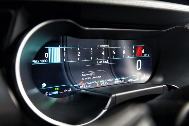 Ford Mustang GT Premium V8 (Foto: Leo Sposito/Autoesporte)