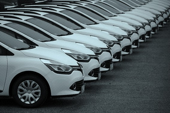 A participação de carros feitos no Brasil em mercados da Ásia e da Europa é inexpressiva (Foto: Reprodução)