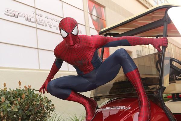 Homem-Aranha (Foto: Getty Images)