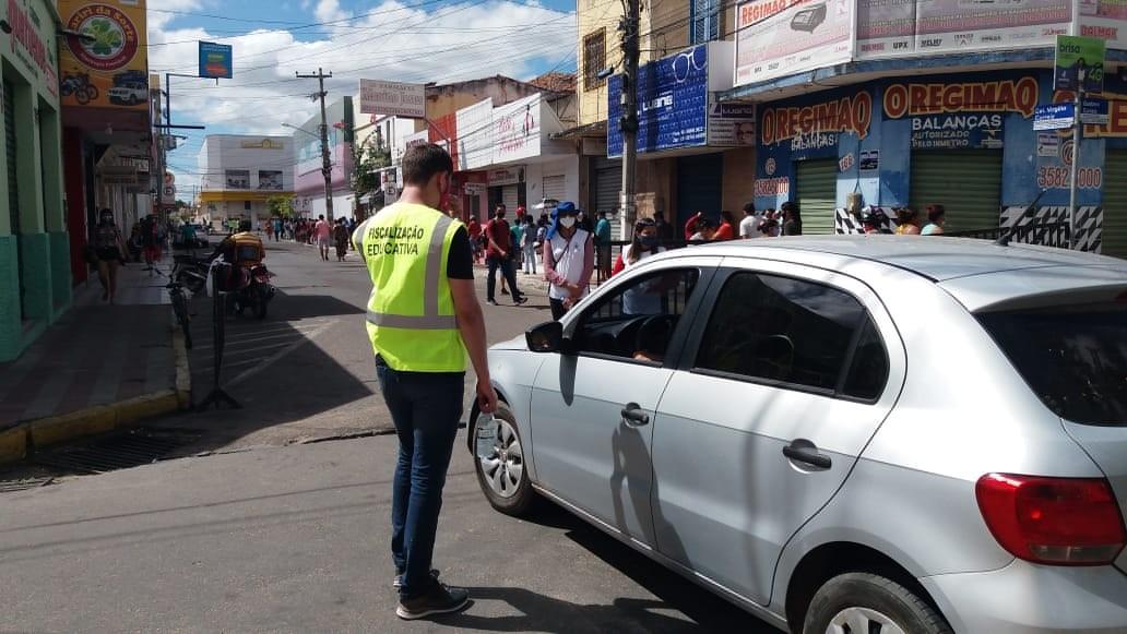 Cidades do Cariri têm a maior taxa de transmissões de Covid-19 no Ceará