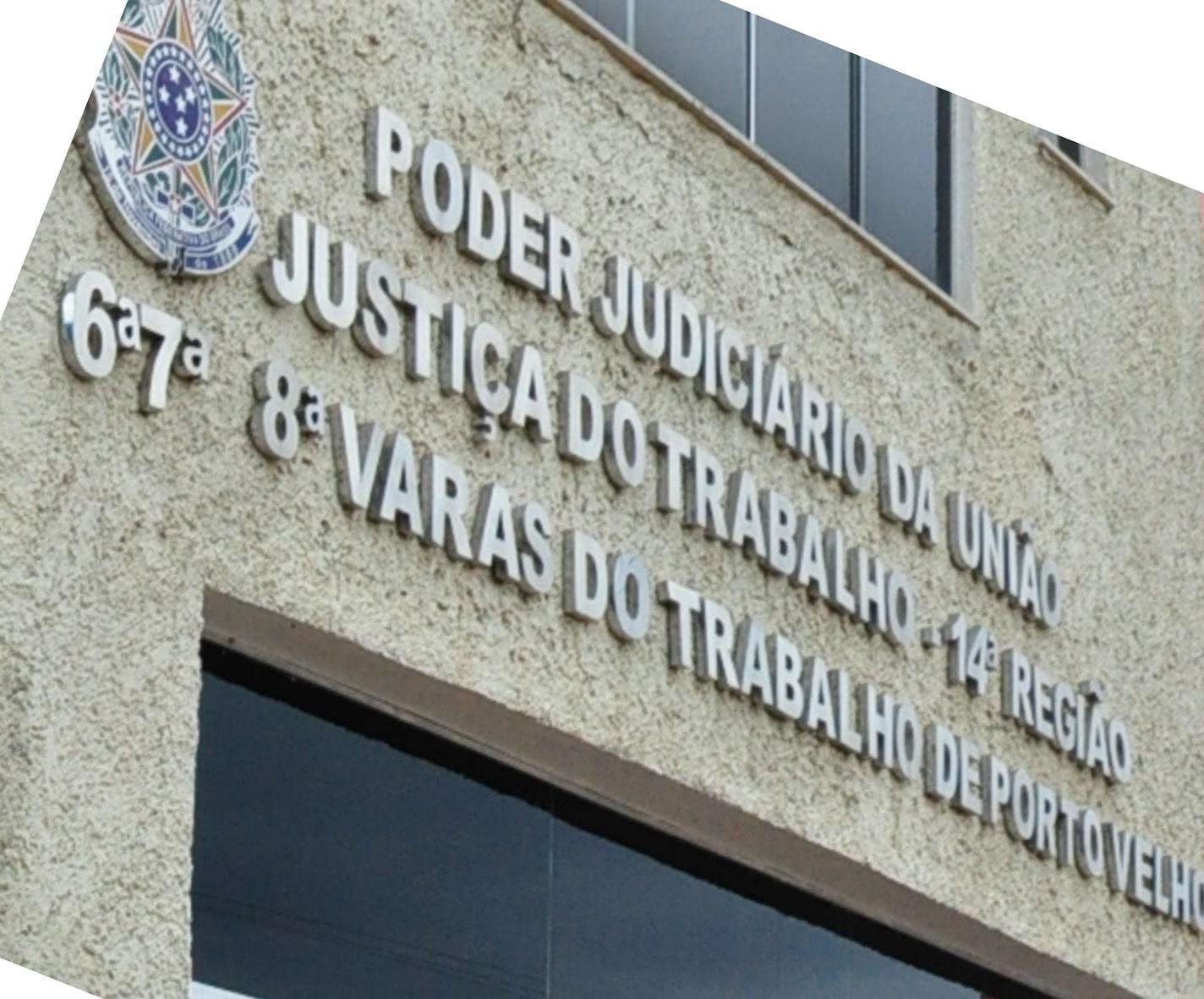 Justiça do Trabalho dá nova oportunidade para empresas quitarem dívidas com funcionários em RO