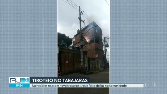 Moradores relatam tiroteio na Ladeira dos Tabajaras, em Copacabana