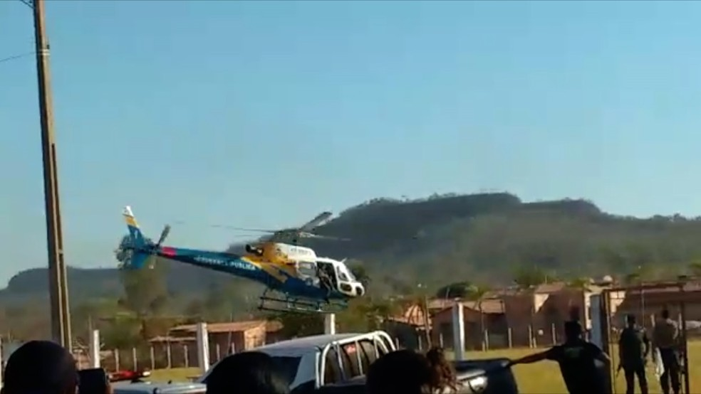 Polícia prendeu suspeitos de tráfico em Pindorama (Foto: Divulgação)