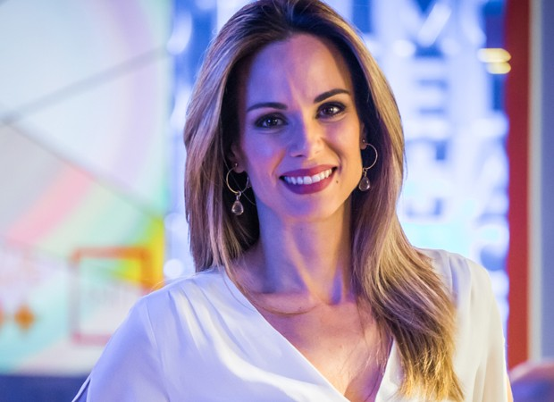 9º lugar: Ana Furtado, apresentadora do 'É de Casa' (Foto: Divulgação/TV Globo)