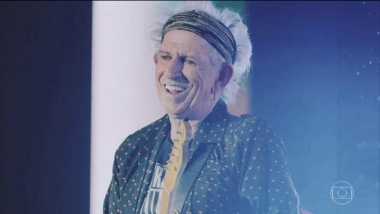Keith Richards, dos Rolling Stones, completa 75 anos