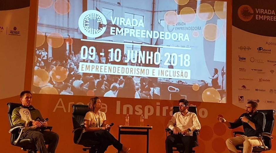 Jornada Empreendedora (Foto: Amanda Oliveira/ Editora Globo )