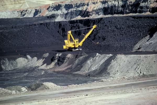 Carvão (Foto: Wikipedia)