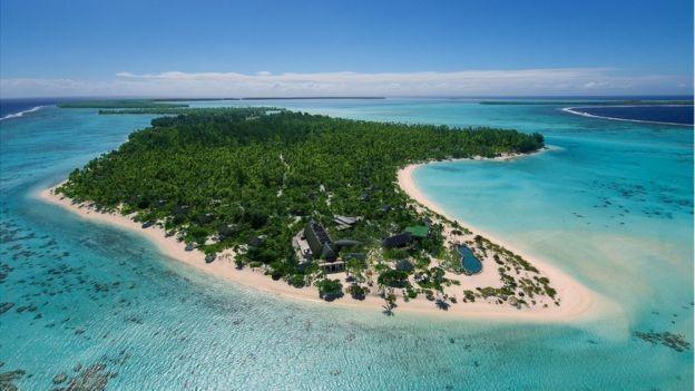 Resort The Brando, no Taiti (Foto: Divulgação)