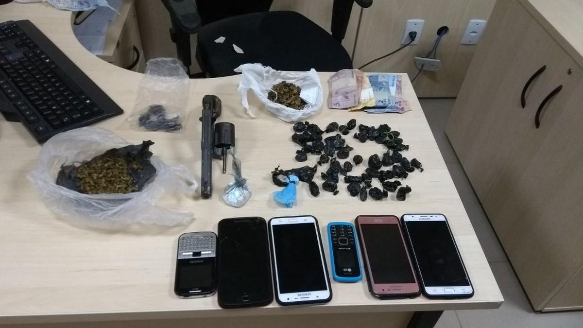 Nove membros de facção são presos por vender kits de drogas em bairros da zona Oeste de Boa Vista