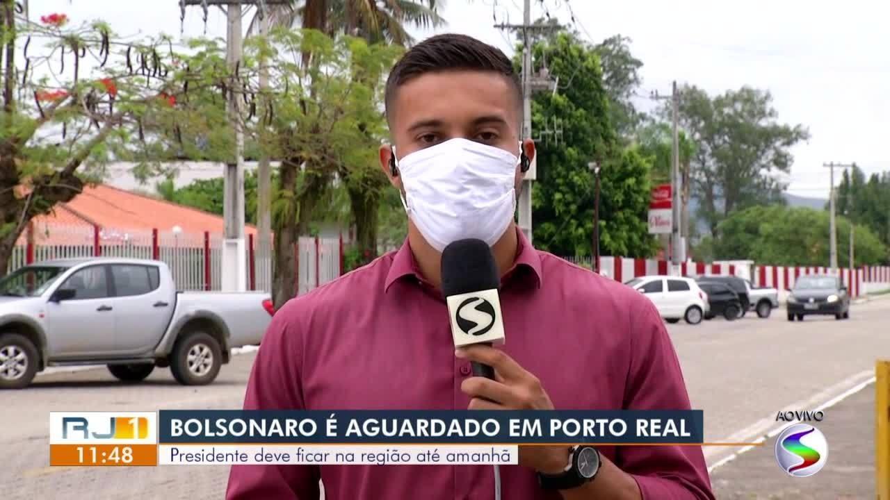 Bolsonaro deve chegar na região nesta quinta-feira para evento na Aman no dia seguinte
