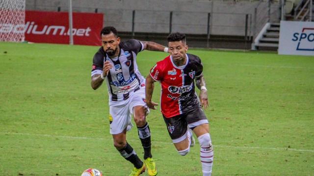 Ferroviário x Botafogo-PB