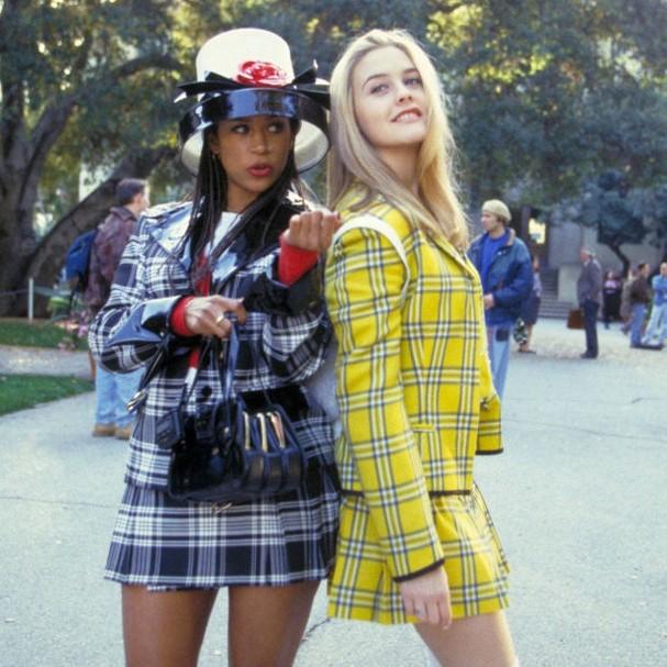Cena do filme As Patricinhas de Beverly Hills (Foto: Reprodução)