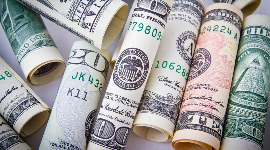 dinheiro, dólar, nota (Foto: Pixabay)
