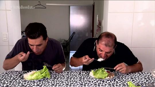 Não mastigar os alimentos adequadamente pode atrapalhar a digestão