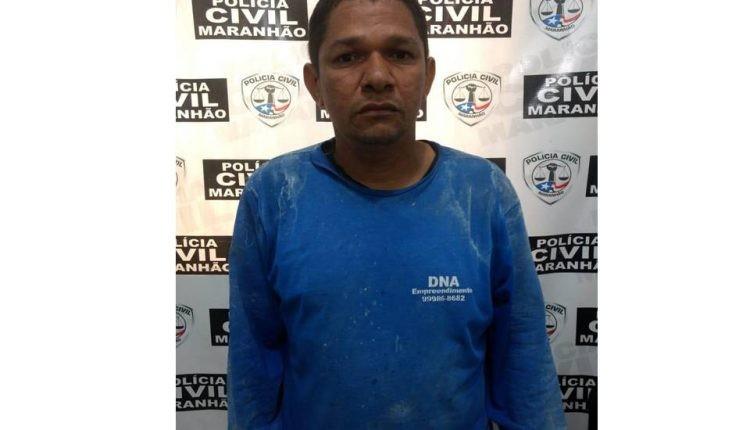 Padrasto é preso por estupro contra enteada de 12 anos no Maranhão