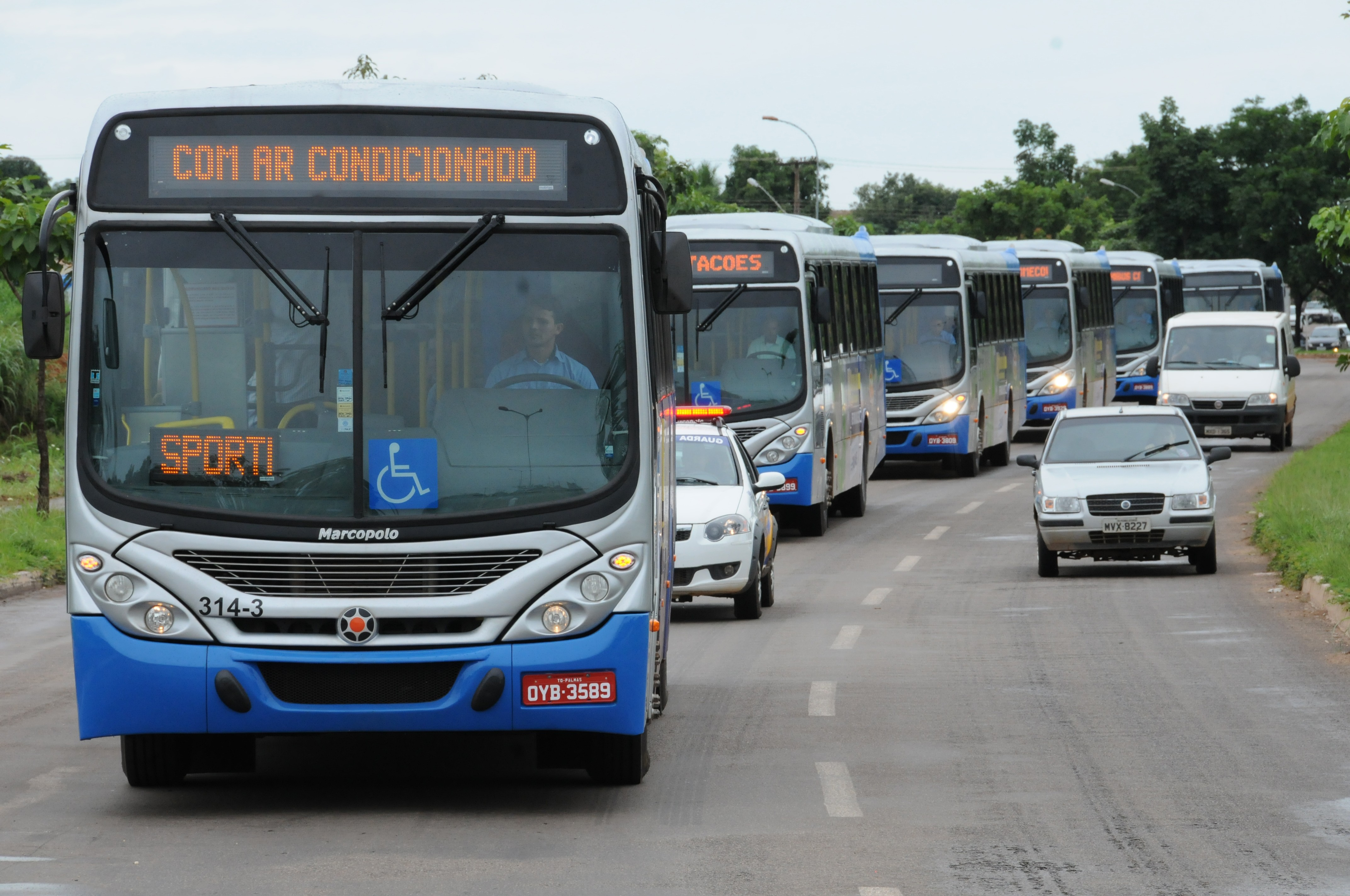 Linhas de ônibus gratuitas serão disponibilizadas para o Futebol Solidário e VillaMix Sunset