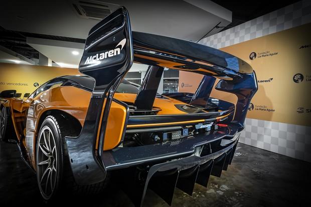 McLaren Senna GTR (Foto: Divulgação)