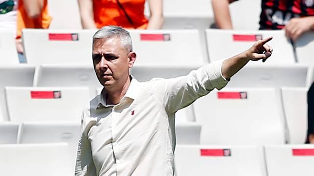 Tiago Nunes Athletico