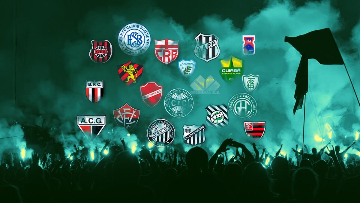 facafe6def Veja como será a Série B do Campeonato Brasileiro 2019